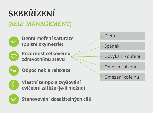 Schéma selfmanagementu